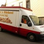 Unser Bäckerauto
