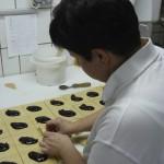 Bäcker Handwerk