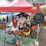 Zobel's Bäckerei beim Rhönpaulus Musical