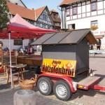 Holzofen von Zobel's Bäckerei