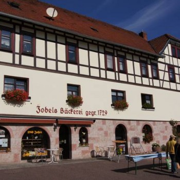 Zobel's Bäckerei in Dermbach / Rhön