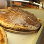 Runde Rhöner Rahmkuchen von Zobel's Bäckerei in Dermbach / Rhön