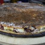 Zwetschge-Stachelbeere - Runde Rhöner Rahmkuchen von Zobel's Bäckerei in Dermbach / Rhön