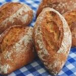 Kornkrusties von Zobel's Bäckerei in Dermbach / Rhön