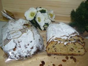 Zobels Bäckerei Dermbach Christstollen